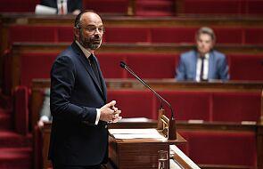 Premier Francji: nie można zamknąć kraju na długo