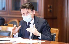 Premier Włoch: większe otwarcie kraju nie jest jeszcze możliwe