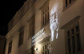 Kraków: pożegnanie Krzysztofa Pendereckiego