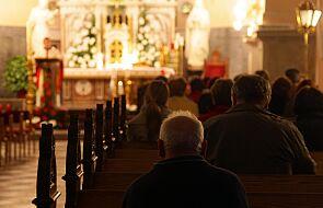 Interwencja policji w sprawie zbyt dużej liczby wiernych na Mszy św.