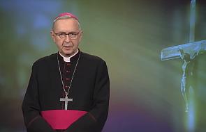 Abp Gądecki: pierwszy raz od czasu wojny nie będziemy mogli celebrować wspólnie Liturgii Paschalnej