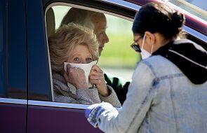 Kolejny tragiczny bilans pandemii koronawirusa w USA - 1480 nowych zgonów