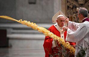 """Papież w Niedzielę Palmową: w dramacie pandemii Jezus mówi: """"Otwórz serce na moją miłość"""""""