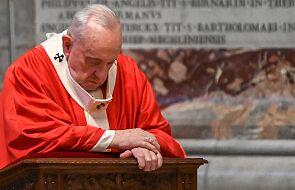 Papież na Anioł Pański: zacznijmy z wiarą Wielki Tydzień