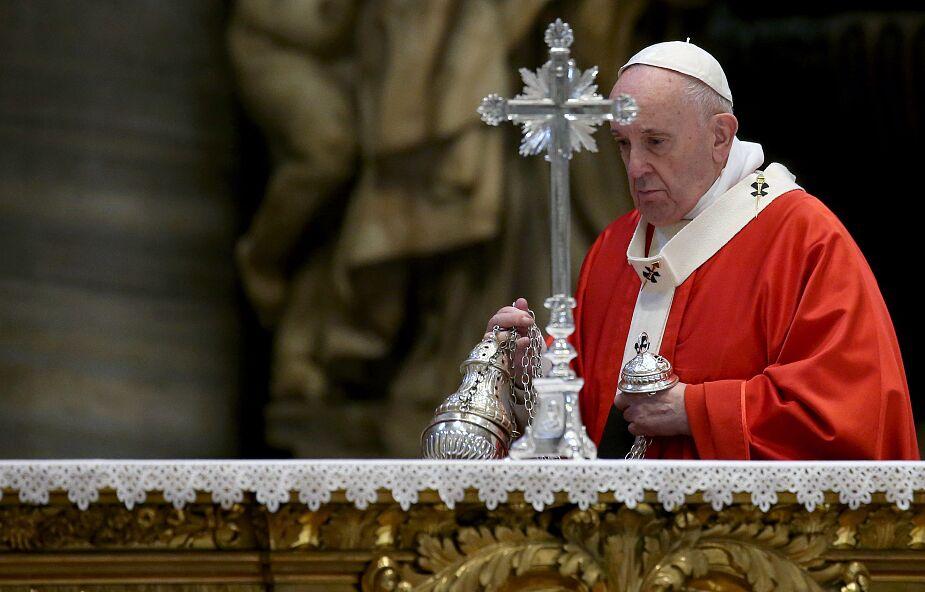 Franciszek: bądźcie pasterzami a nie zarządcami