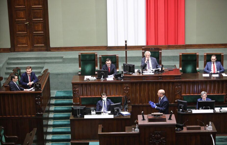 Sejm nie wprowadził do porządku obrad projektu PiS ws. głosowania korespondencyjnego