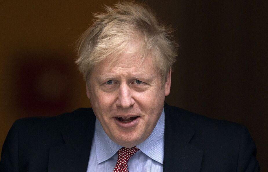 W.Brytania: Premier Johnson powróci do pracy w poniedziałek