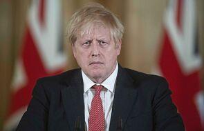 Wielka Brytania: Johnson z uporczywymi objawami koronawirusa wciąż w szpitalu