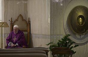 Papież złożył społeczności żydowskiej życzenia z okazji Święta Paschy