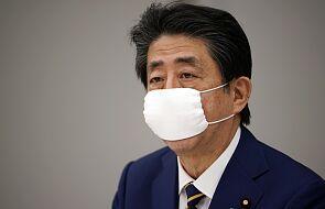 Japonia: premier ogłosił stan wyjątkowy w Tokio i sześciu innych regionach