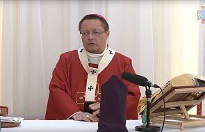 Abp. Grzegorz Ryś zaprasza na transmisję Ekumenicznej Drogi Krzyżowej i Triduum Paschalnego