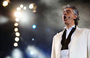 Mediolan: Andrea Bocelli zaśpiewa samotnie w katedrze w Mediolanie