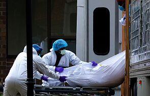 USA: 1973 zgonów na Covid-19 w ciągu 24 godzin, to nowy dobowy rekord