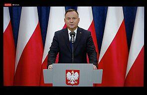Prezydent: przedstawiłem premierowi dwie propozycje, jak wesprzeć przedsiębiorców