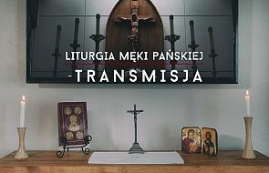 Weź udział w Liturgii Męki Pańskiej z papieżem, abp. Rysiem, dominkanami i jezuitami [TRANSMISJA]