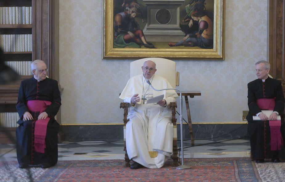 Papież do kapłanów: błagajmy o miłosierdzie dla ludu i dla świata