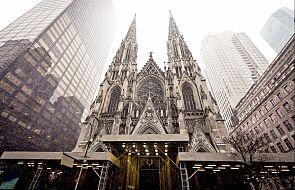 Niedoszły podpalacz katedry w Nowym Jorku popełnił samobójstwo. Diecezja wzywa do modlitwy za niego