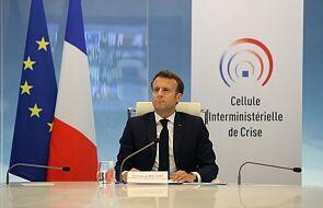 Macron: szczepionka na Covid-19 nie może podlegać prawom rynkowym