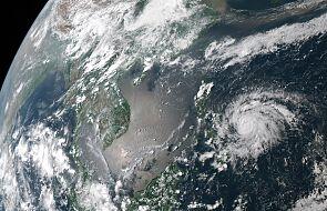 W dobie Covid-19 ku Filipinom zmierza silny tajfun