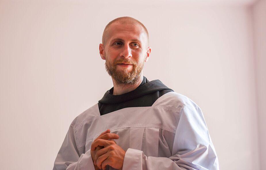 Jakub Biel OSB: chciałbym, żeby ludzie, wychodząc z domu po pandemii, nie wynieśli z niego Kościoła