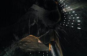 Mysłowice: wstrzymany ruch pociągów po zawaleniu się części budynku na terenie byłej kopalni