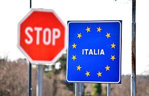 Włoskie media: 3 czerwca otwarcie granic Włoch dla przybyszów z UE