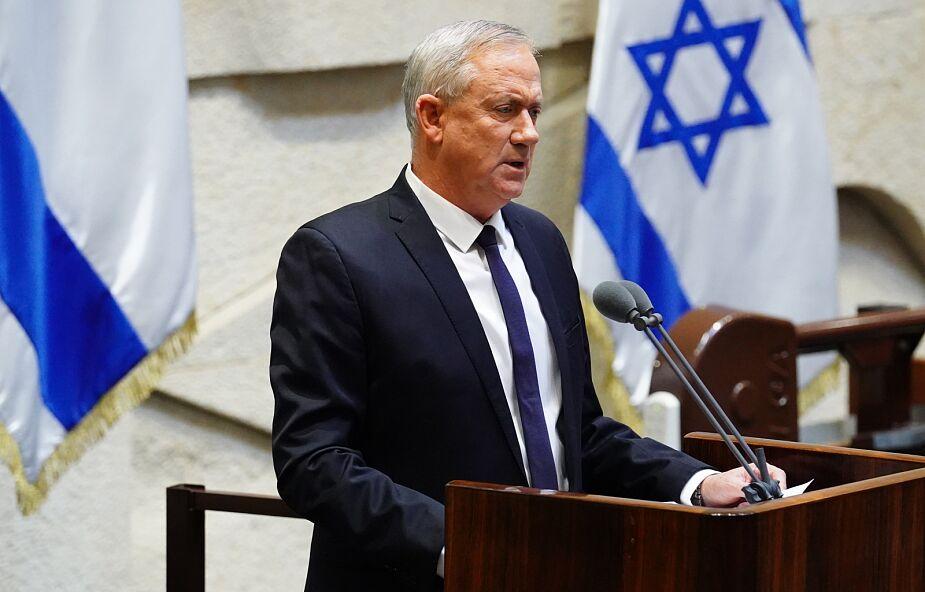 Izrael: nowy rząd zatwierdzony przez Kneset