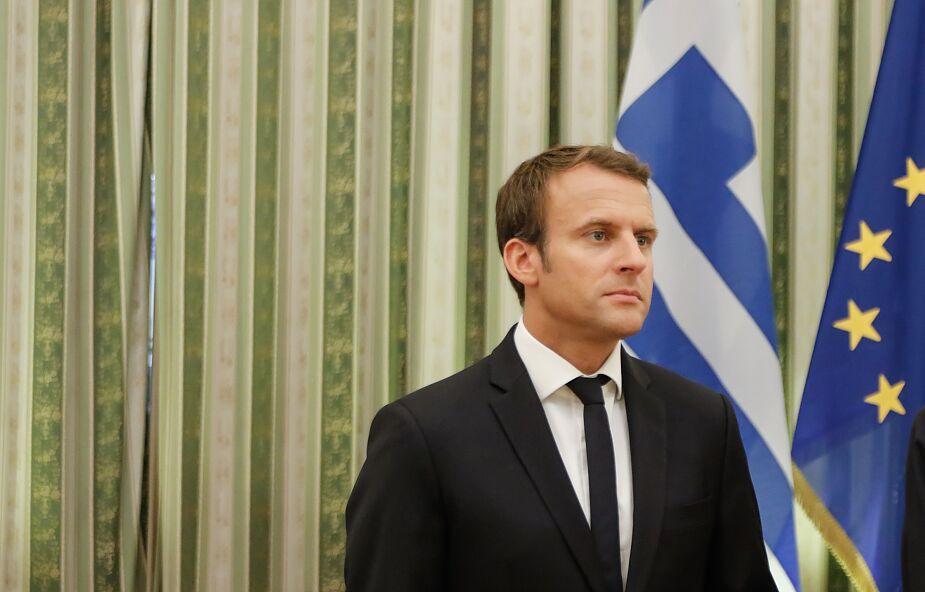 Francja: Macron i Merkel ogłaszają inicjatywę wsparcia dla Europy wartą 500 mld euro
