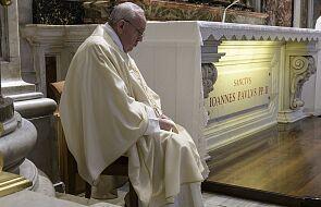 Franciszek: kontemplacja dzieła stworzenia motywem wielbienia Boga