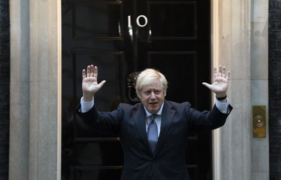 Wielka Brytania: Johnson i Symonds nazwali syna imionami Wilfred Lawrie Nicholas