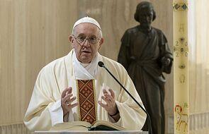 Franciszek: Wniebowstąpienie mówi nam, że Jezus jest zawsze wśród nas