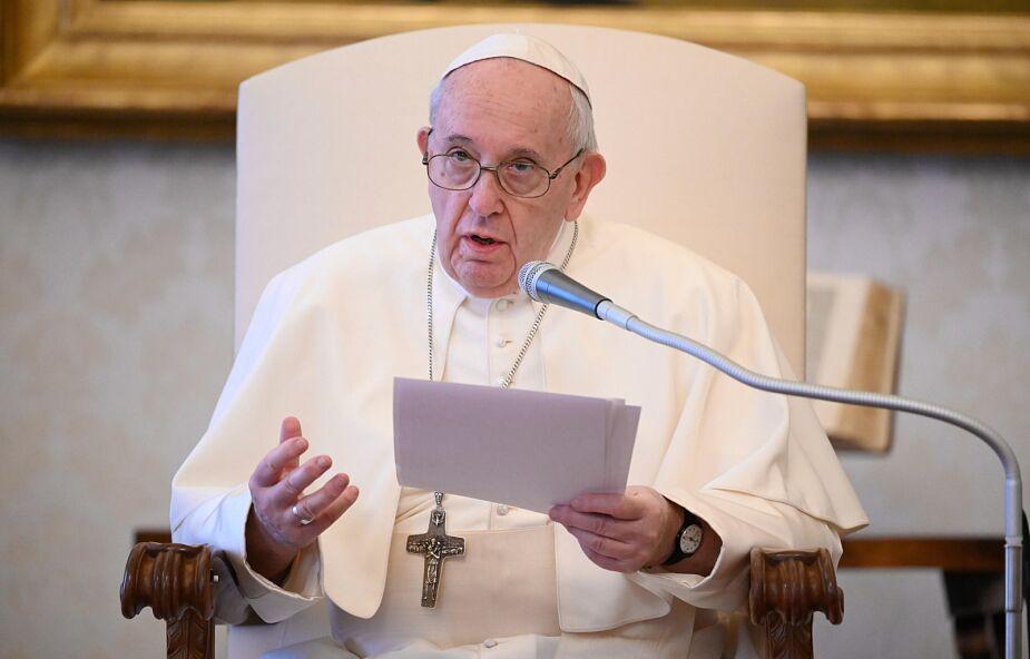 Papież zaprasza do podjęcia razem biegu przez życie