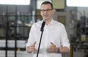 Morawiecki: wybory prezydenckie planujemy na 28 czerwca