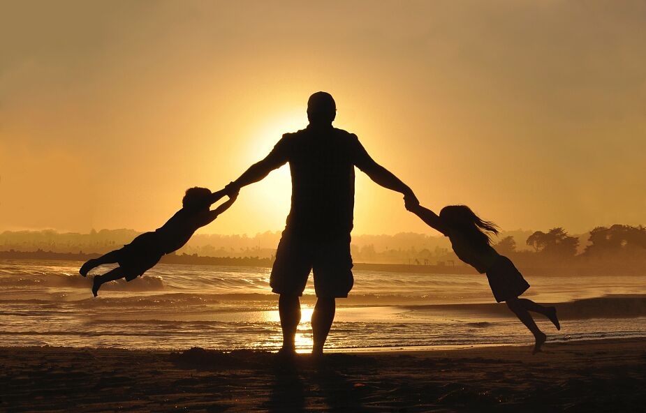 Ojciec kocha nas tak samo