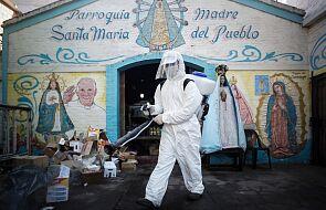 WHO: Ameryka Południowa stała się nowym epicentrum pandemii Covid-19