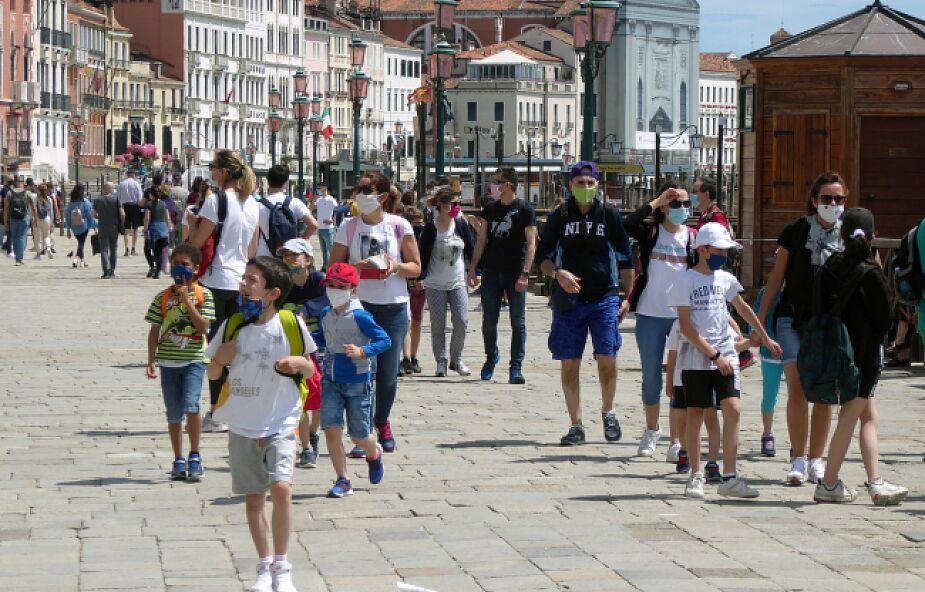 Burmistrz Wenecji: do miasta wrócili turyści