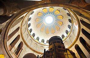 Jerozolima: dziś ponowne otwarcie Bazyliki Grobu Pańskiego