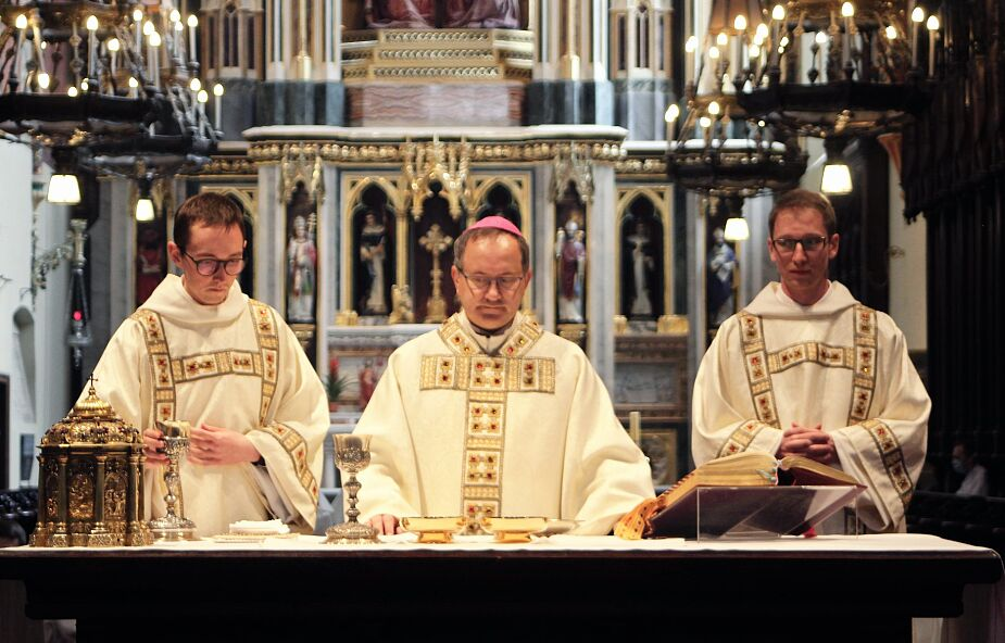Bp Damian Muskus: odnowa Kościoła musi przybrać radykalny charakter