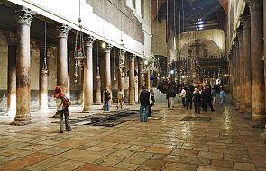 Ponownie otwarto Bazylikę Narodzenia Pańskiego w Betlejem