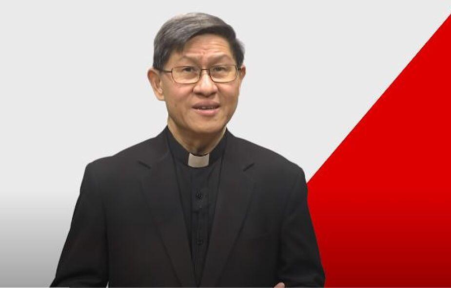 Kard. Tagle: najskuteczniejsza organizacja kościelna może być najmniej misyjna