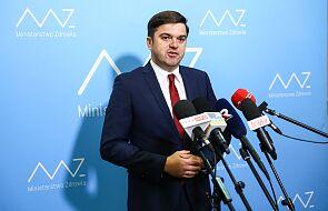 Rzecznik MZ: poza trzema województwami mamy spadek liczby zachorowań