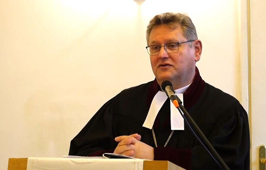 Bp Samiec: niech myśli o. Hryniewicza odświeżą ekumeniczne dążenia