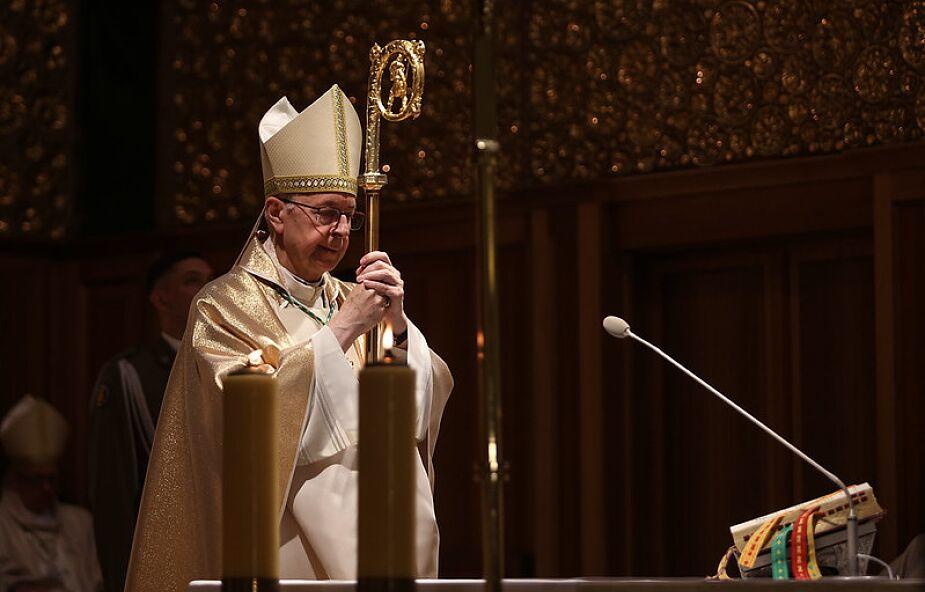 Abp Gądecki zniósł ogólną dyspensę od obowiązku uczestnictwa w Mszy św.