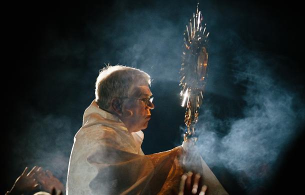 Modlitwa do Ducha świętego o oczyszczenie Kościoła