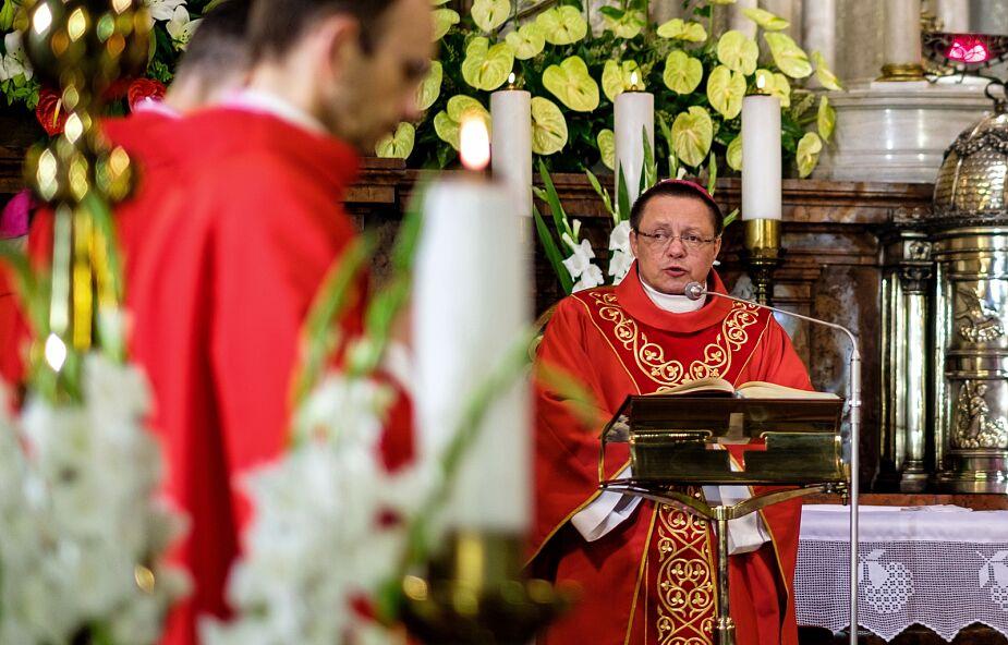 Abp Ryś: każdy jest w Kościele potrzebny