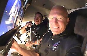 Astronauci z kapsuły Dragon są już na pokładzie ISS