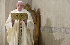 Papież Franciszek przypomniał młodym aktualność św. Jana Pawła II