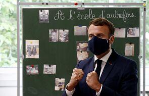 Macron: na wakacje nie wyjedziemy z Europy