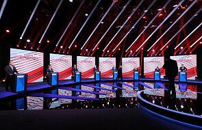 Odbyła się telewizyjna debata kandydatów w wyborach prezydenckich