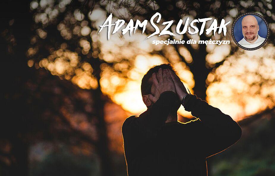 Adam Szustak OP: za twoimi grzechami stoi walczący o ciebie Bóg